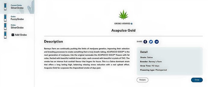 ~@AcapulcoGold..Recipe--