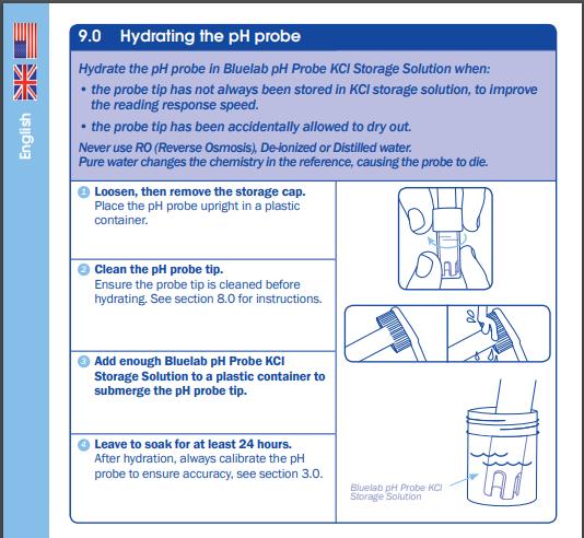HydratingProbe