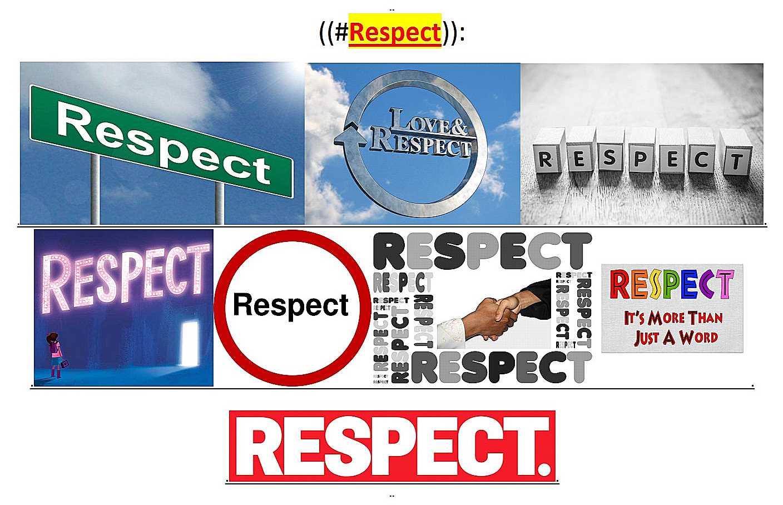 ~@Respect..--