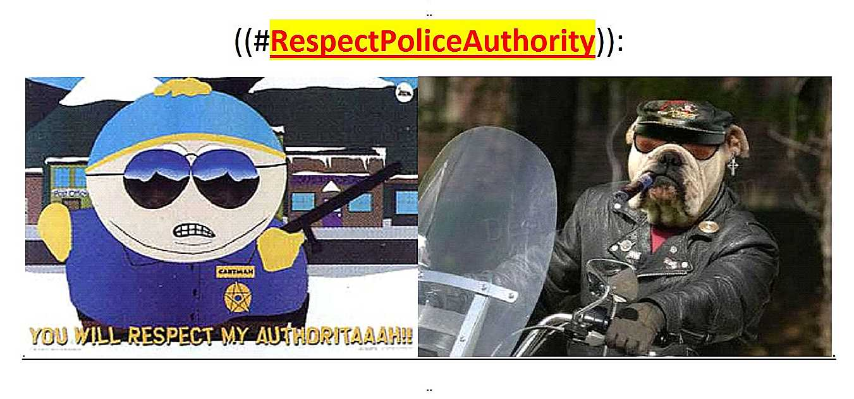 ~@PoliceRespect..--