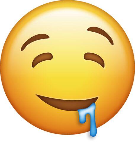 emoji-icon-drool-2